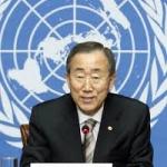 UN Secretary General Ban Ki-Moon - UN Photo