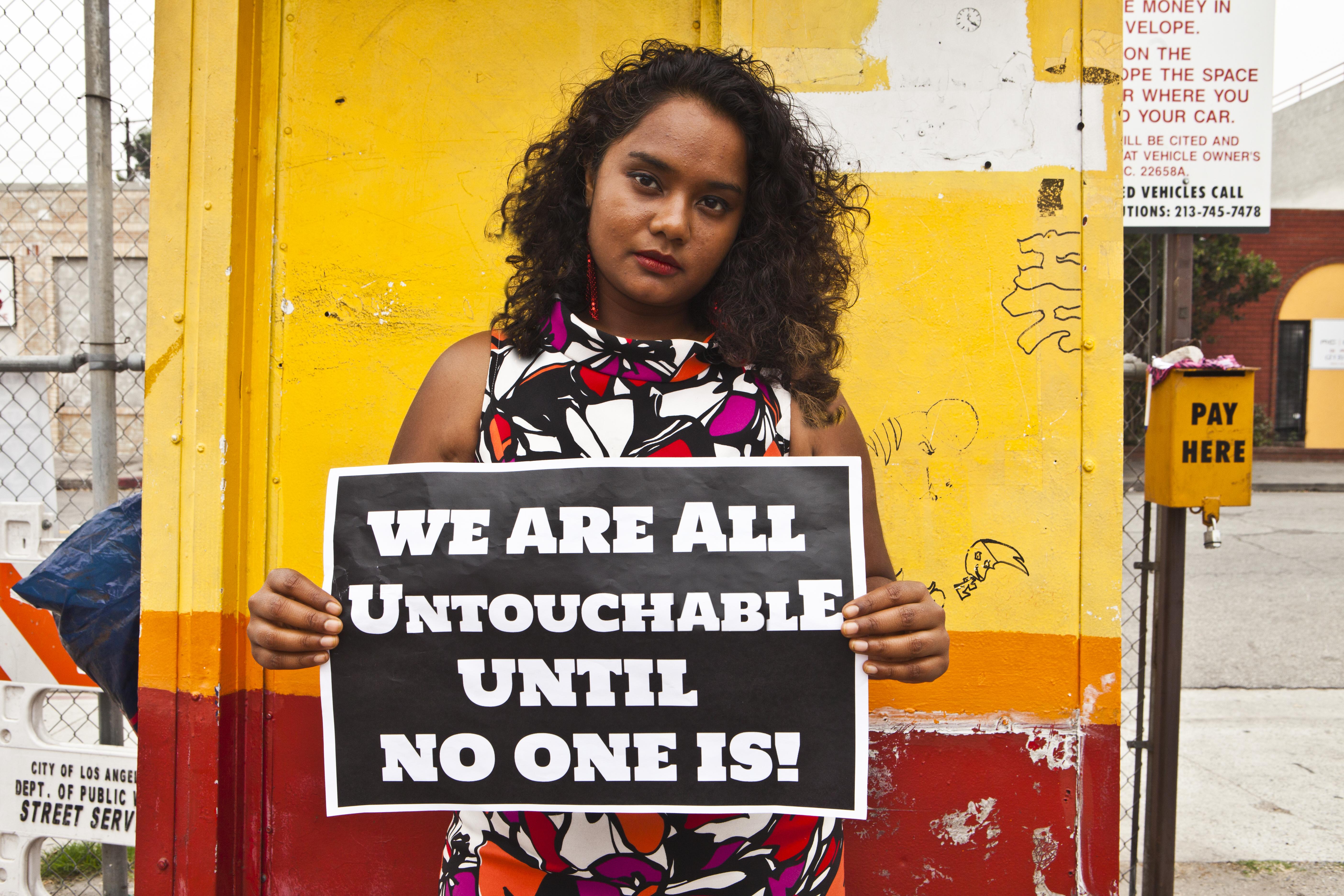 International Dalit Solidarity Network - end caste discrimination